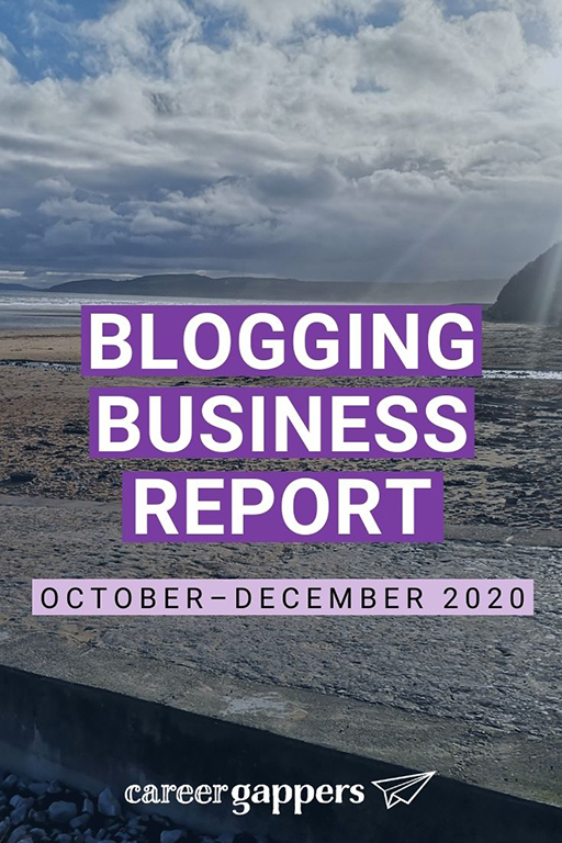 In our blogging business report for the final quarter of 2020, we unveil some exciting progress, and look with optimism to the year ahead. #incomereport #blogging #bloggers #bloggingbusiness