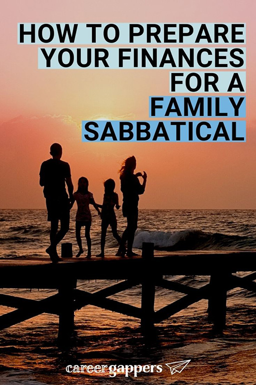 Planning finances for a family sabbatical can be daunting. Taking a structured approach makes it stress-free and manageable.