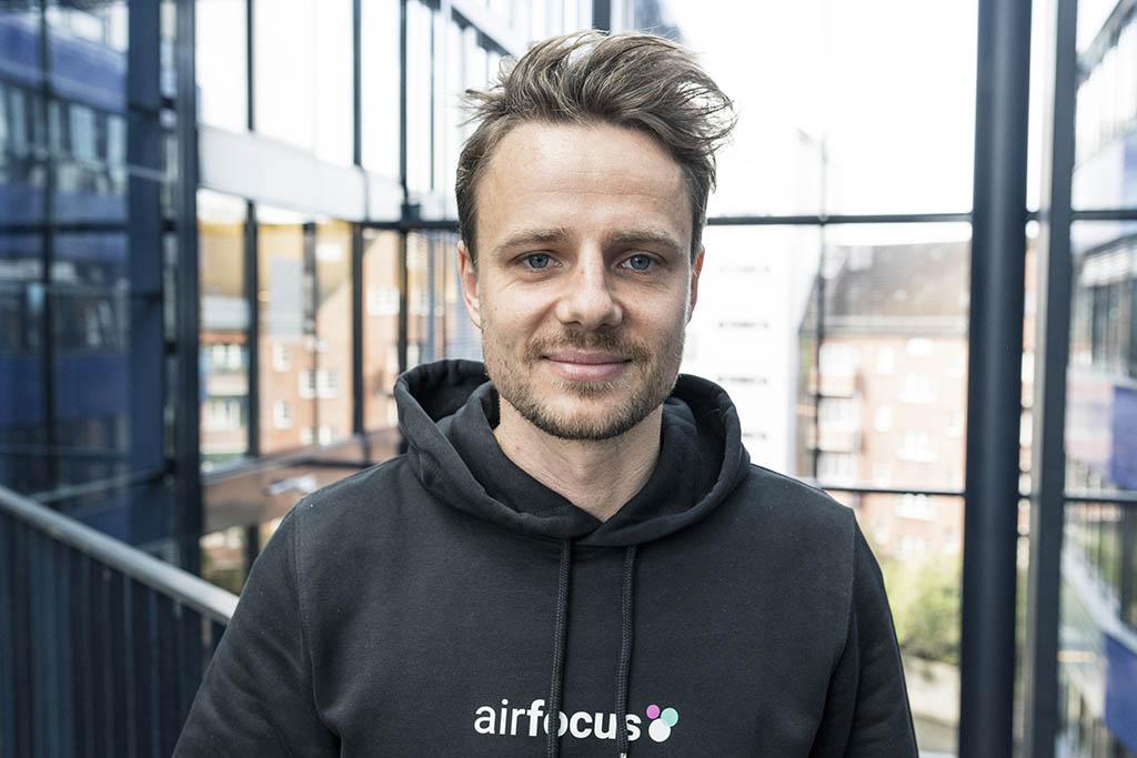 Remote working companies: Airfocus