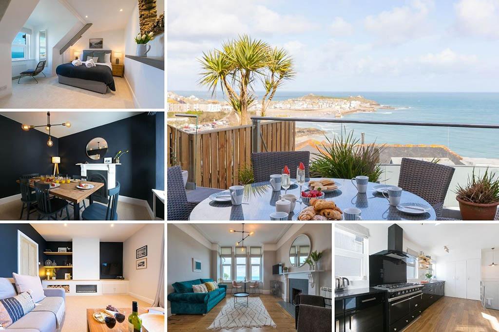 Luxury Cornwall cottages Zareba