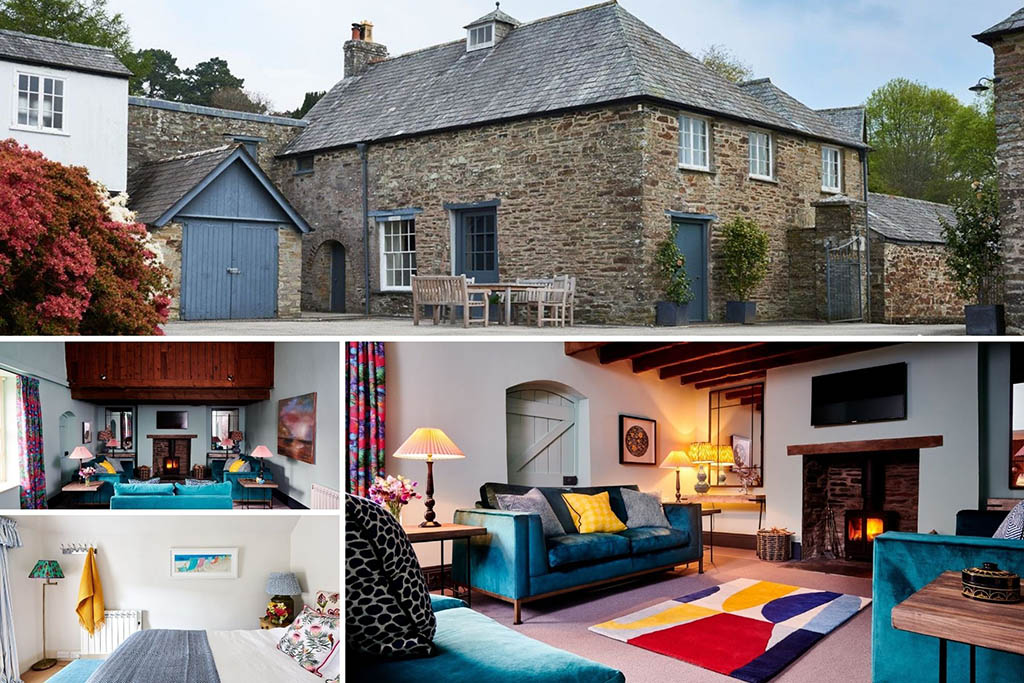 Remote cottages in Cornwall Kindred Souls