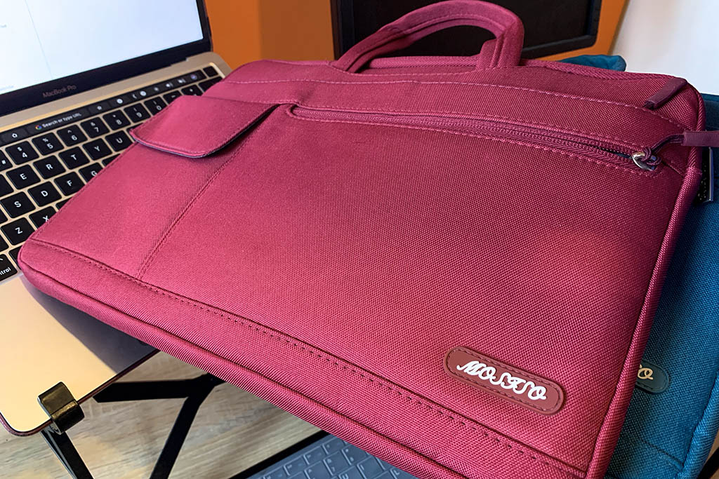 Remote working essentials Mosiso laptop bags