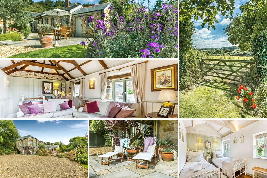Unique stays in Cornwall Amid The Orchards