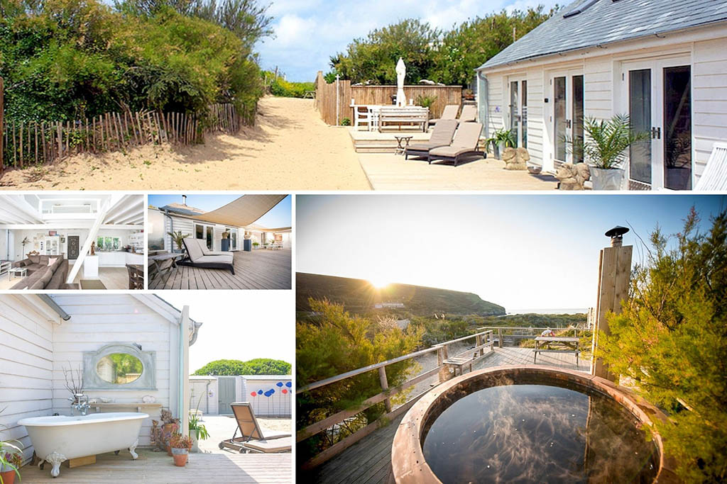 Unique stays in Cornwall Dune Cottage