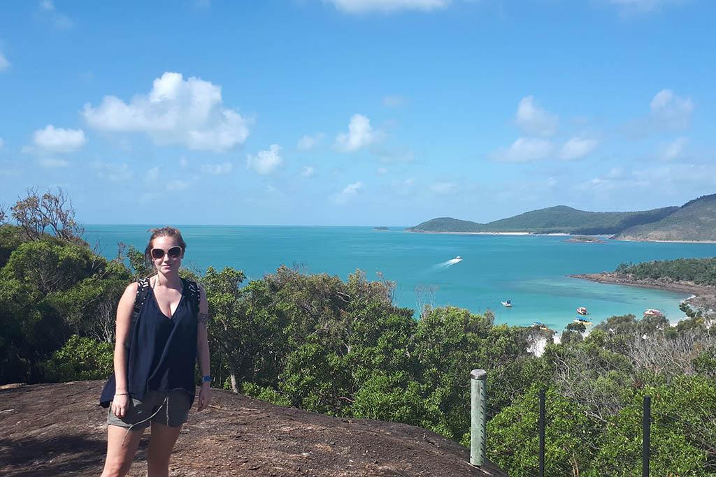 Miriam Australia road trip