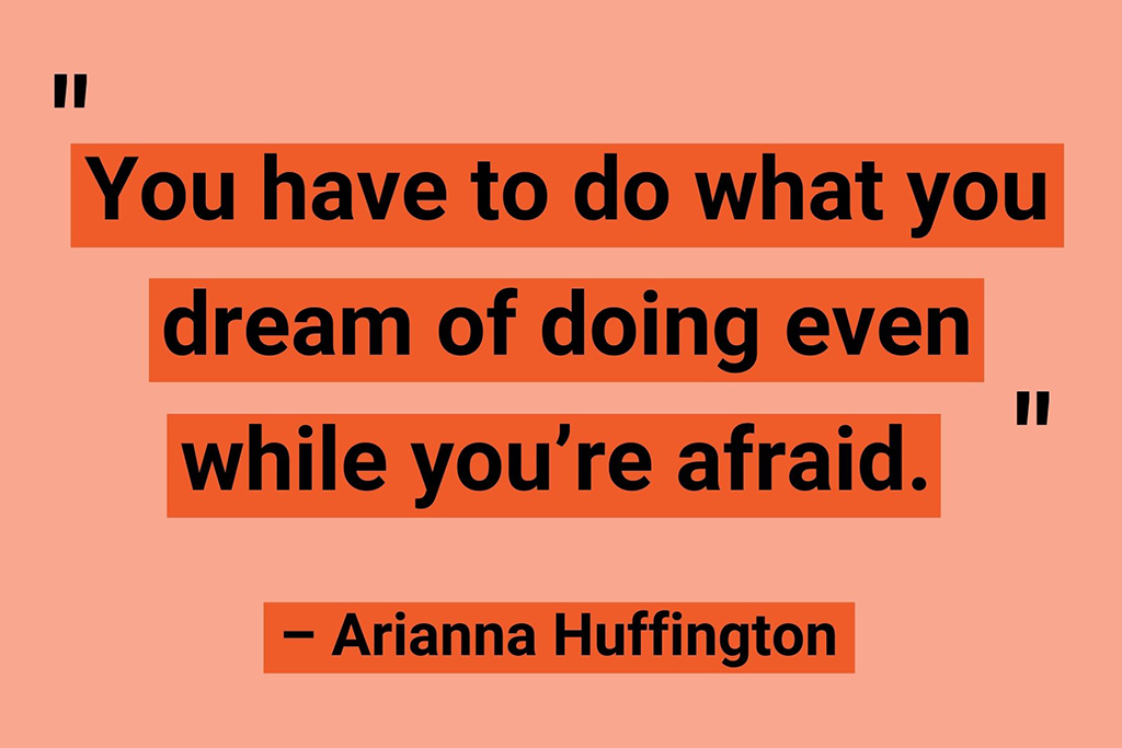 Remote work lifestyle quotes Arianna Huffington