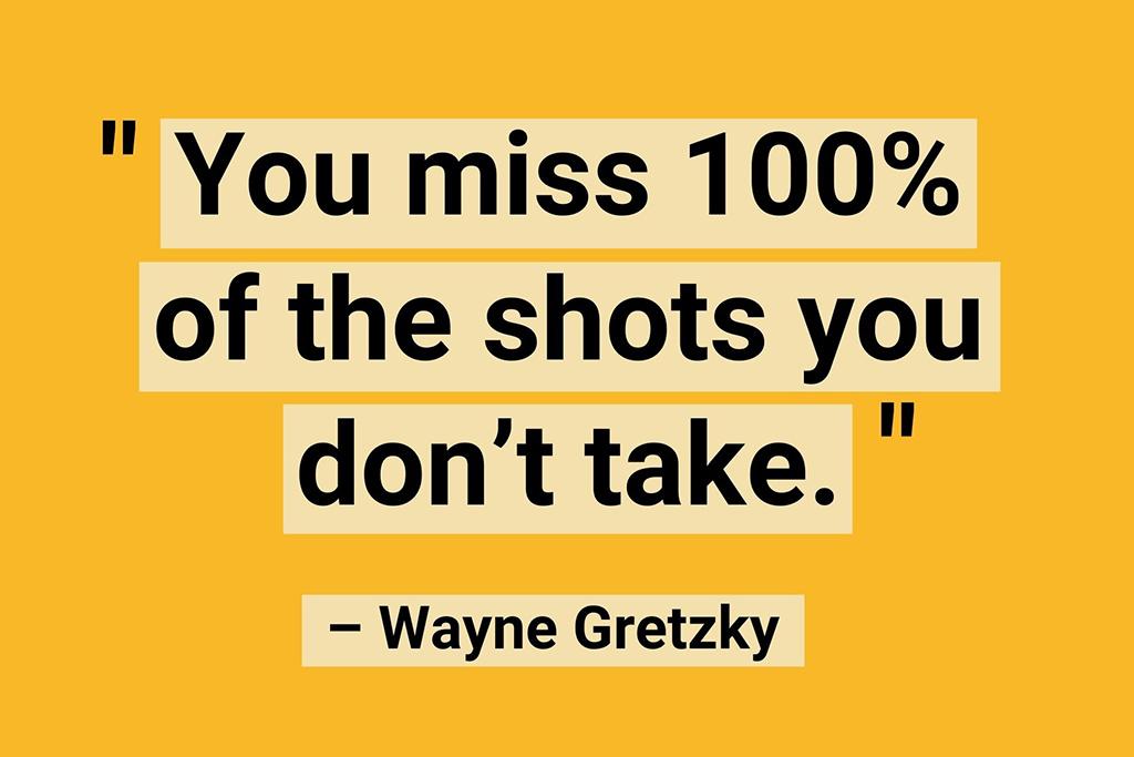 Wayne Gretzky lifestyle quotes