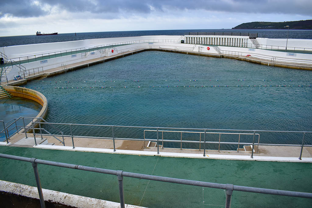 Things to do in Penzance: Jubilee Pool