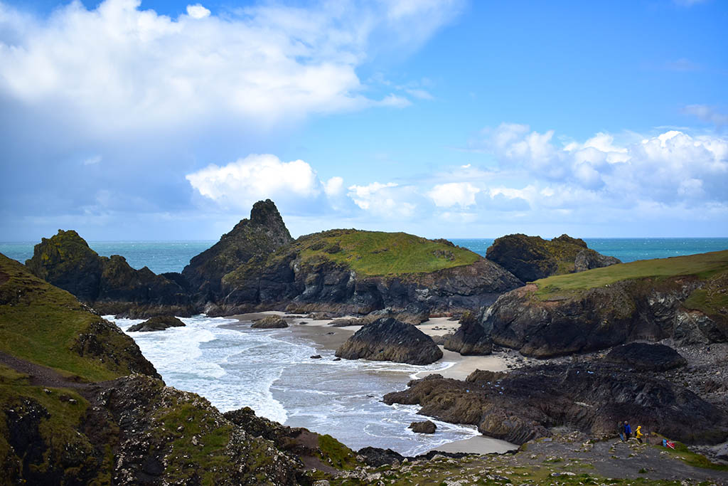 Best beaches in Cornwall: Kynance Cove