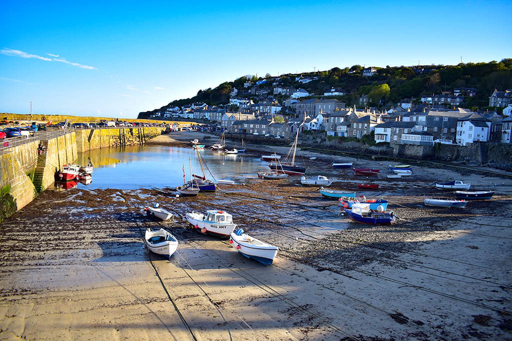 Things to do in Penzance: Mousehole