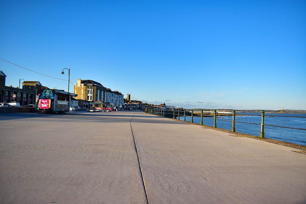 Penzance Promenade