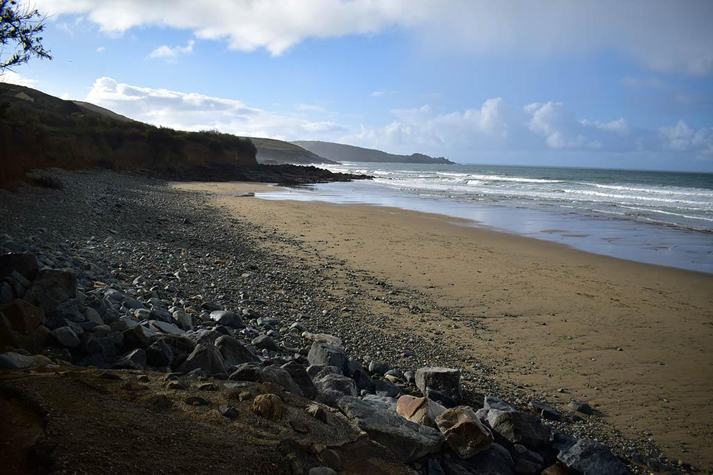Perranuthnoe Beach Cornwall
