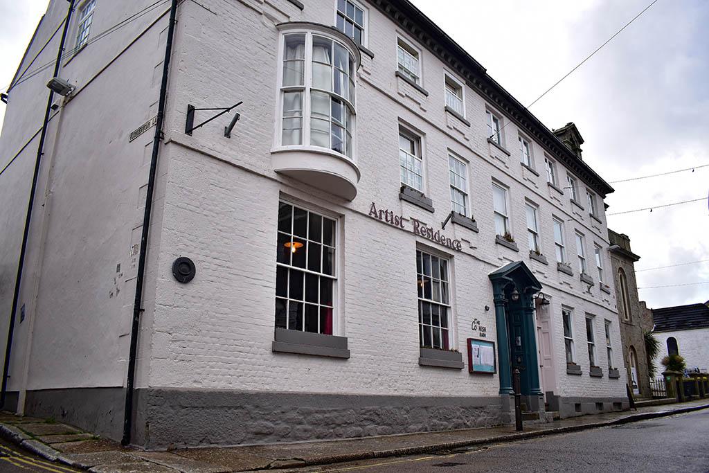 Penzance restaurants: Artist Residence Cornish Barn