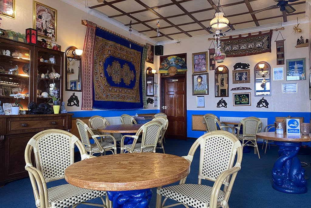 Places to eat in Penzance: Thai Moon