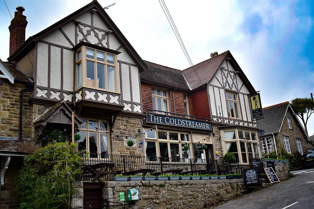 The Coldstreamer Inn Gulval