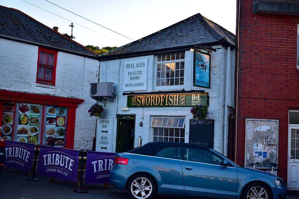 Hotels near Penzance: The Swordfish Inn Newlyn