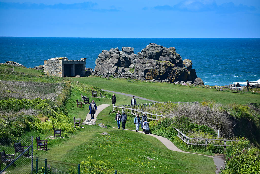 Things to do in St Ives: Clodgy Point