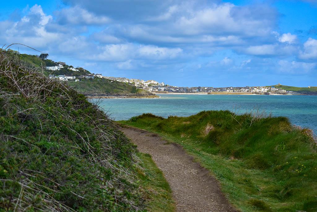 Lelant to St Ives walk