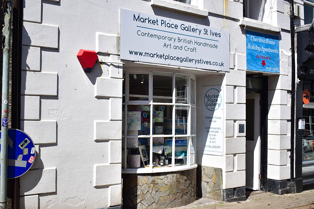 Market Place Gallery St Ives