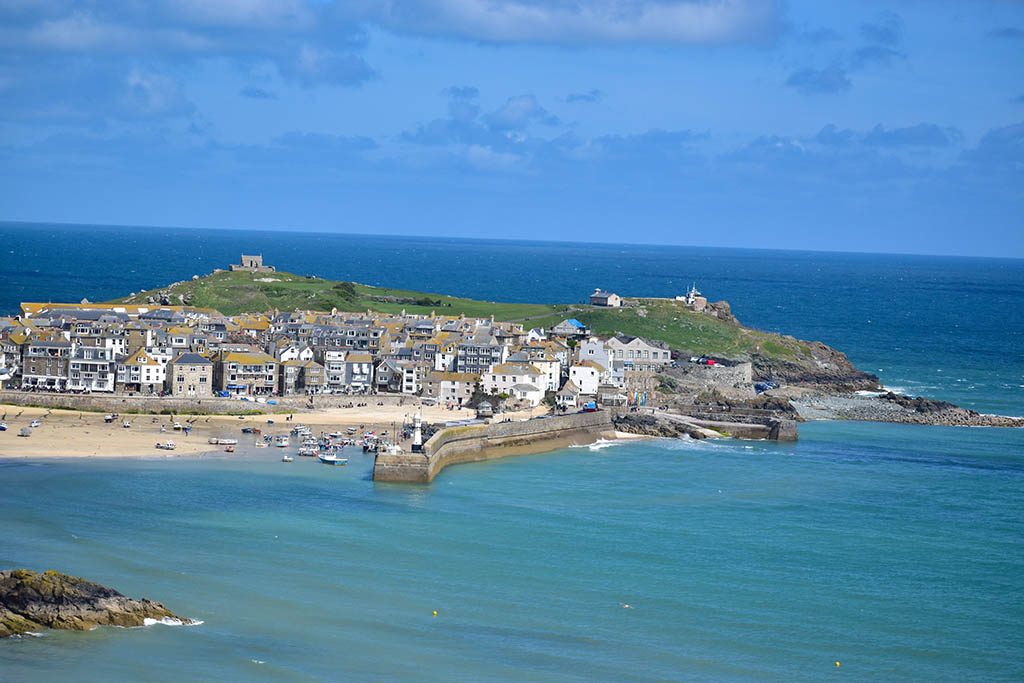Things to do in St Ives: the Island