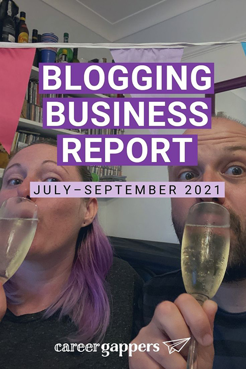 In our third quarterly blogging business report of 2021, we continue our slow recovery and look ahead to reinvestment opportunities. #incomereport #travelblog #travelblogging