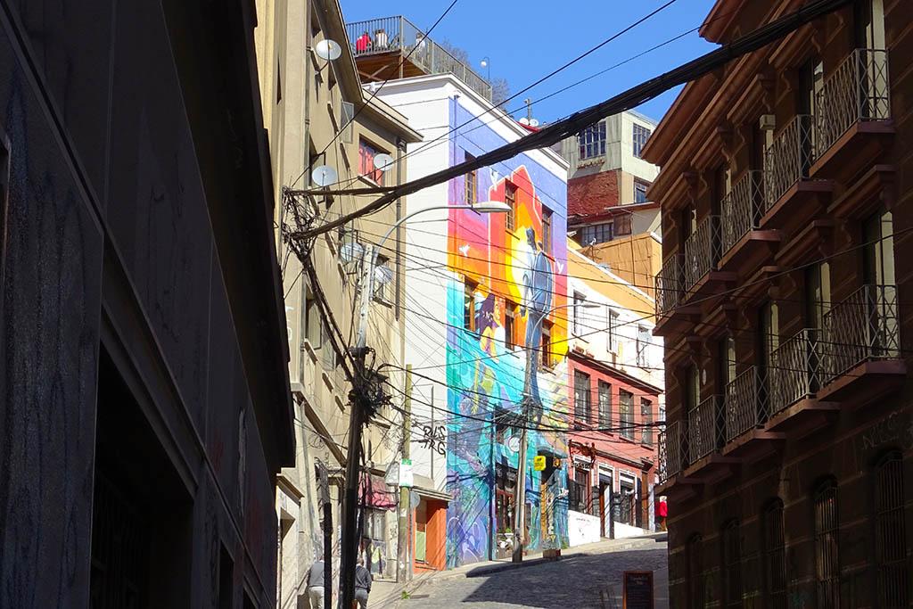 Best hostels in Valparaiso: Casa Volante