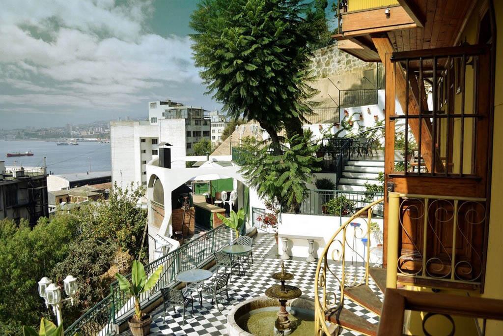 Hotels in Valparaiso: Gran Hotel Gervasconi