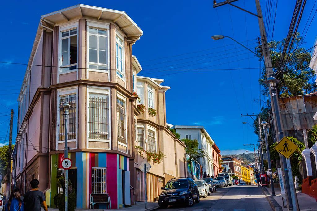 Hotel Ecomusic Valparaiso